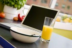 Online Breakfast Stock Images