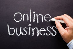 Online business Stock Images