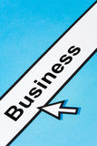 Online Business Success Royalty Free Stock Photos