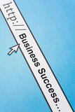 Online Business Success Stock Image