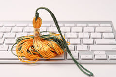 Online Classes Stock Photography
