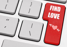 Online dating Stock Photos