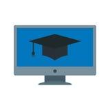 Online Degree Stock Image