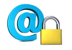 Online Digital Security And Web Safety Concept Stock Photo