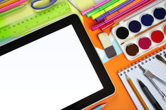 Online education Royalty Free Stock Photography