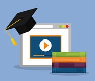 Online education and eLearning Stock Photos