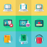 Online education icon Stock Photography