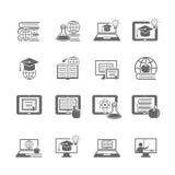 Online education icon Stock Photo