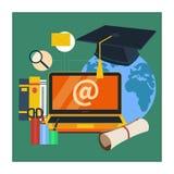 Online education, professional education Stock Photos