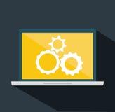 Online edukacja projekt Fotografia Stock