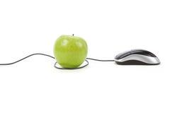 Online erlernend Lizenzfreies Stockfoto