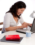 Online fun Stock Images