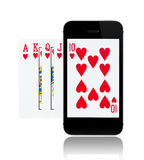 Online games Royalty Free Stock Photography