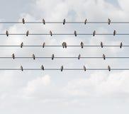 Online het Dateren Concept Stock Afbeelding