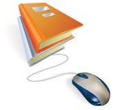 Online het leren of gegevensconcept