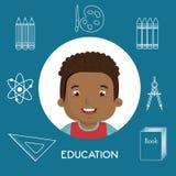 online kids design Stock Image