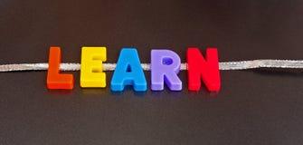 Online leren Stock Fotografie
