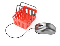 Online market concept Royalty Free Stock Image