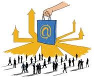 Online Marketing  Branding Commerce Advertising Concept Stock Images