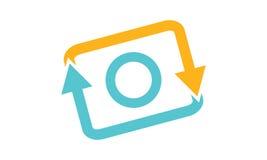 Online-marknadsföringsaffärsfördelning Royaltyfri Bild