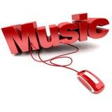 Online music Stock Photos