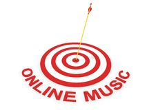 Online Music Stock Photography