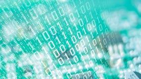 Online ochrony infrastruktury cyberattack ilustracja wektor