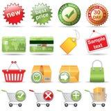 Online Opslag Stock Afbeeldingen