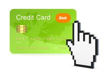Online Payment Concept. Royalty Free Stock Images