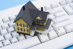Online Real Estate Stock Image