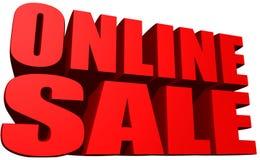 Online sale Stock Photo