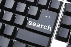 Online search Royalty Free Stock Image