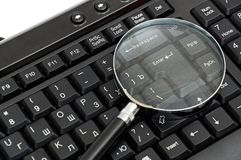Online Search Concept royalty free stock photo