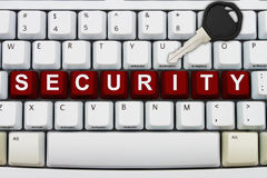 Online Security Royalty Free Stock Photos