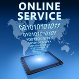 Online Service Stock Photography