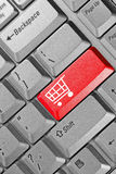 Online shop Stock Photo
