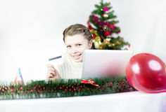 Online Shoping Stock Image