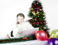 Online Shoping Stock Photography