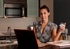 Online Shopper Stock Images