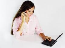 online-shopping Royaltyfria Bilder