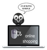 Online shopping Stock Images