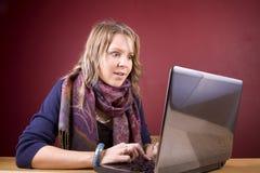 Online surprise Stock Photos