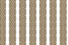 Online. Textile pattern that combines different tones of golden geometries in a really strange way for different types of supports Royalty Free Stock Photography