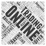 About Online Trading word cloud concept. 06 About Online Trading word cloud concept Vector Illustration