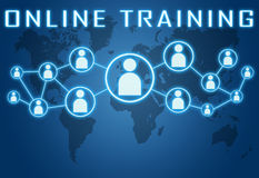 Online Training Stock Images
