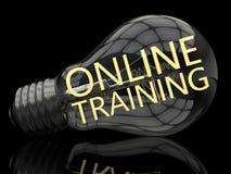 Online Training Royalty Free Stock Photo