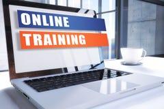 Online Training Stock Photos