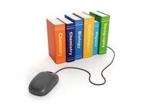 Online uczenie Zdjęcia Stock