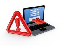 Online-Zahlungs-Konzept. Lizenzfreies Stockfoto