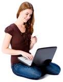 Online Zakupy Zdjęcia Stock